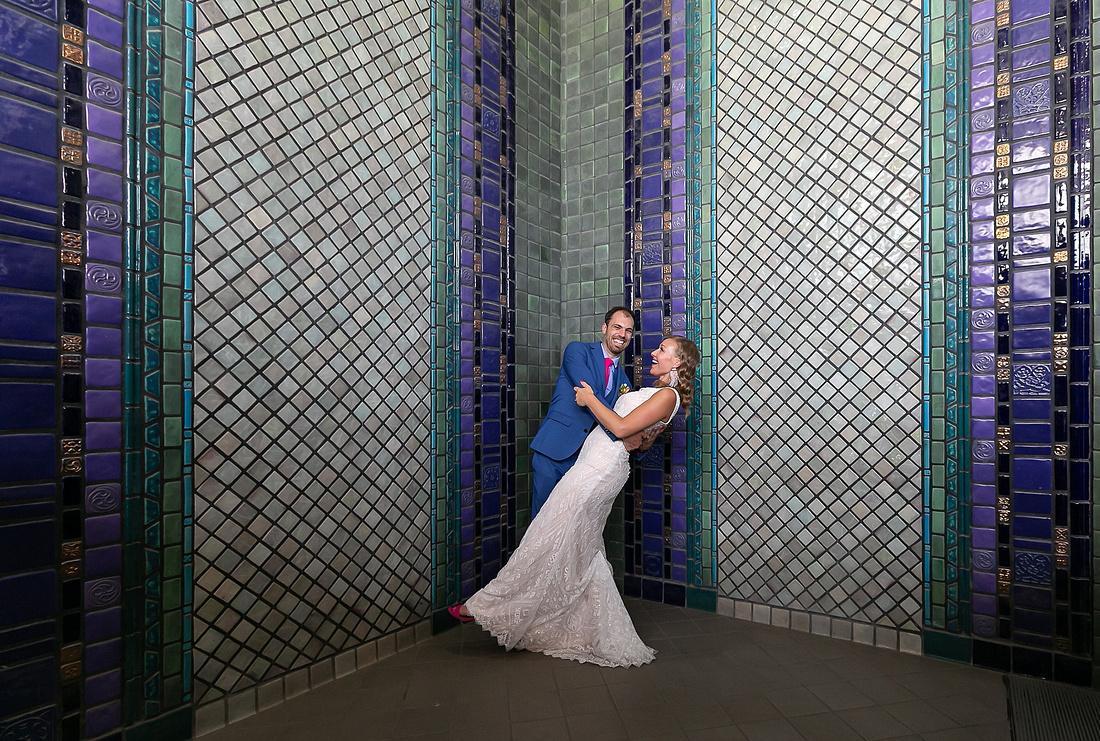 wedding portraits in MI with Katrina Cross Photography